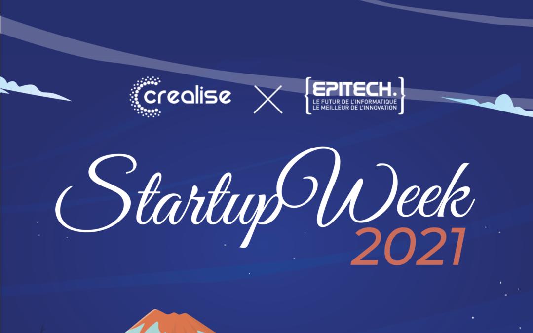 Start-up Week 2021 – Cité du Volcan